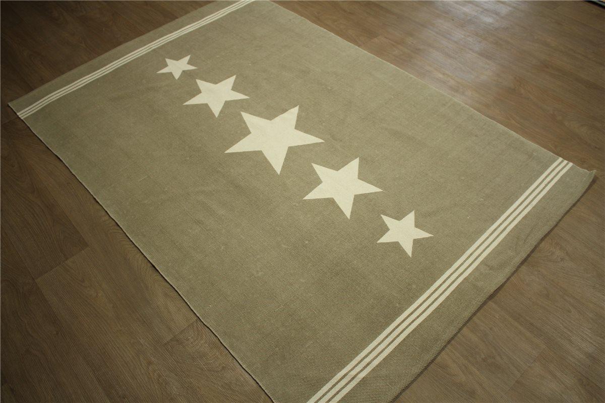 teppich kelim 140x200 cm 100 baumwolle beidseitig. Black Bedroom Furniture Sets. Home Design Ideas