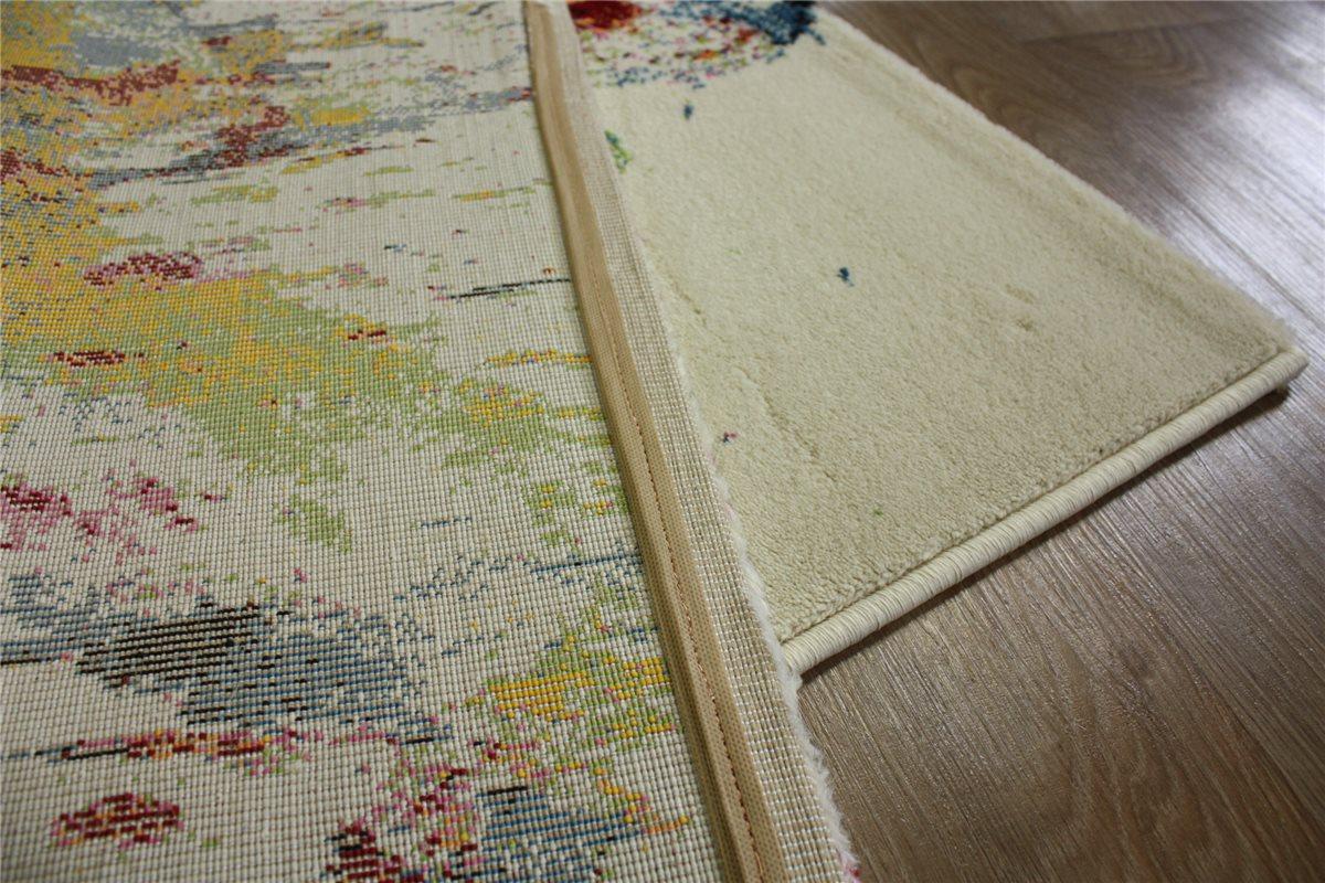 Wohnzimmer Beige Grun : ... Teppich Velour Brücke ~ 120x70 cm ~ beige ...