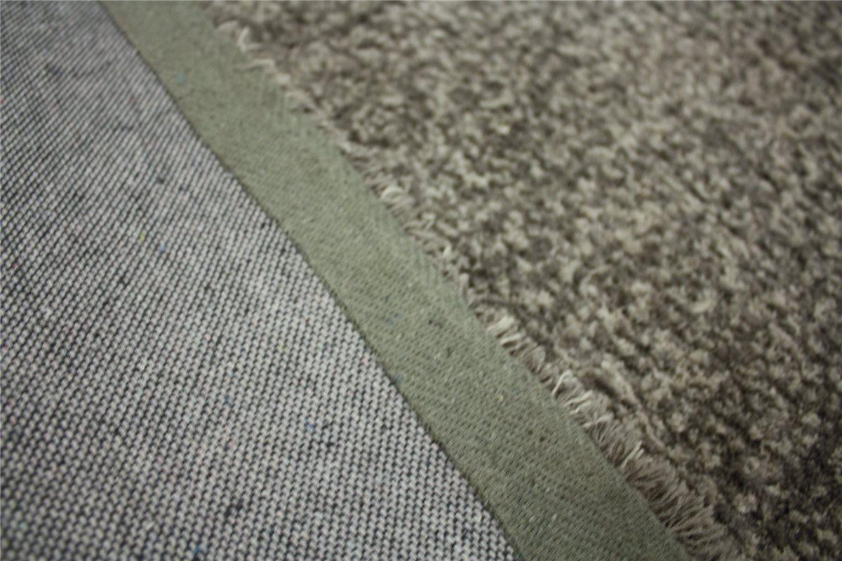 Teppich Soft Samtweich Hochflor Br Cke 70x140 Cm Beige Braun Ebay