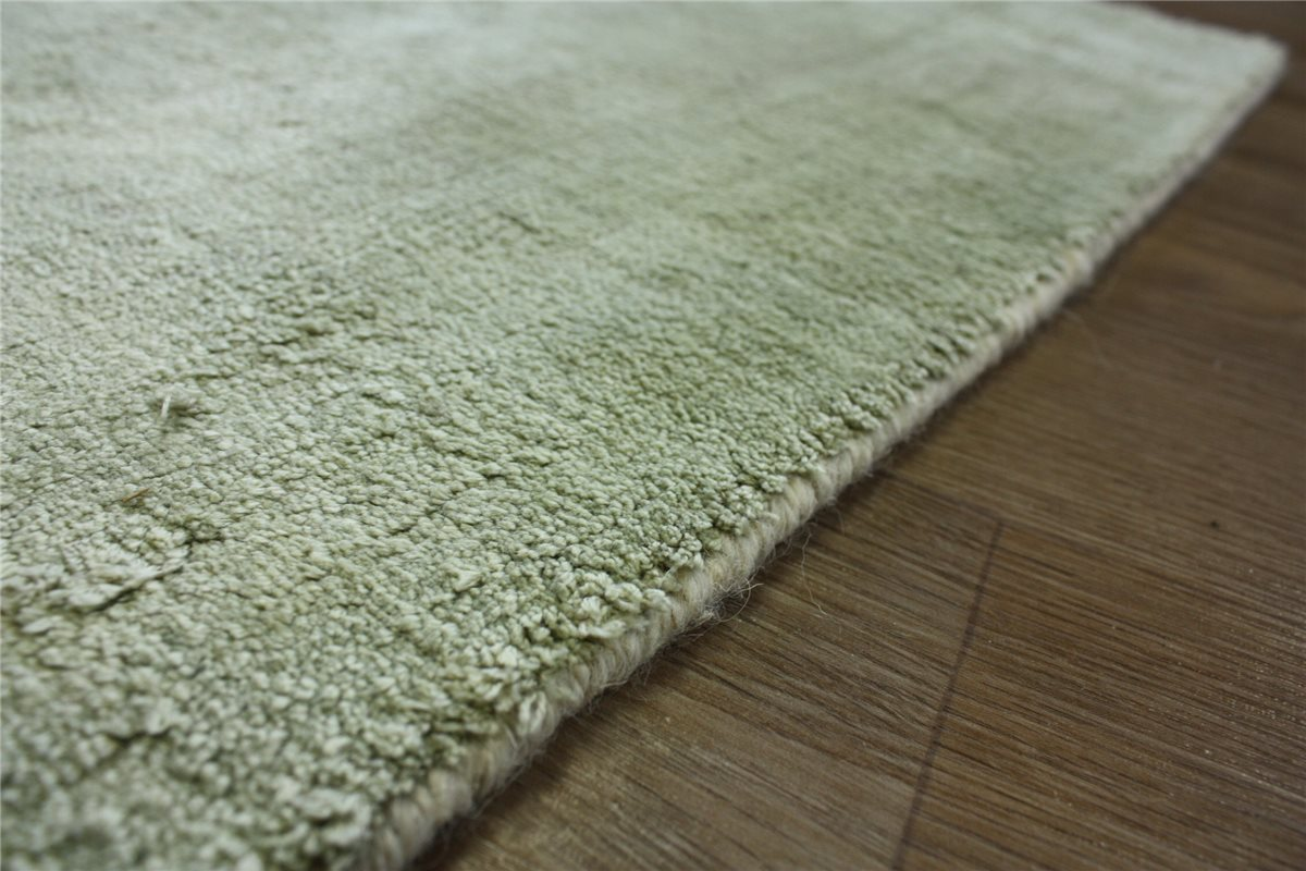 ~ Teppich Läufer Brücke ~ 70×120 cm ~ 100% Seide