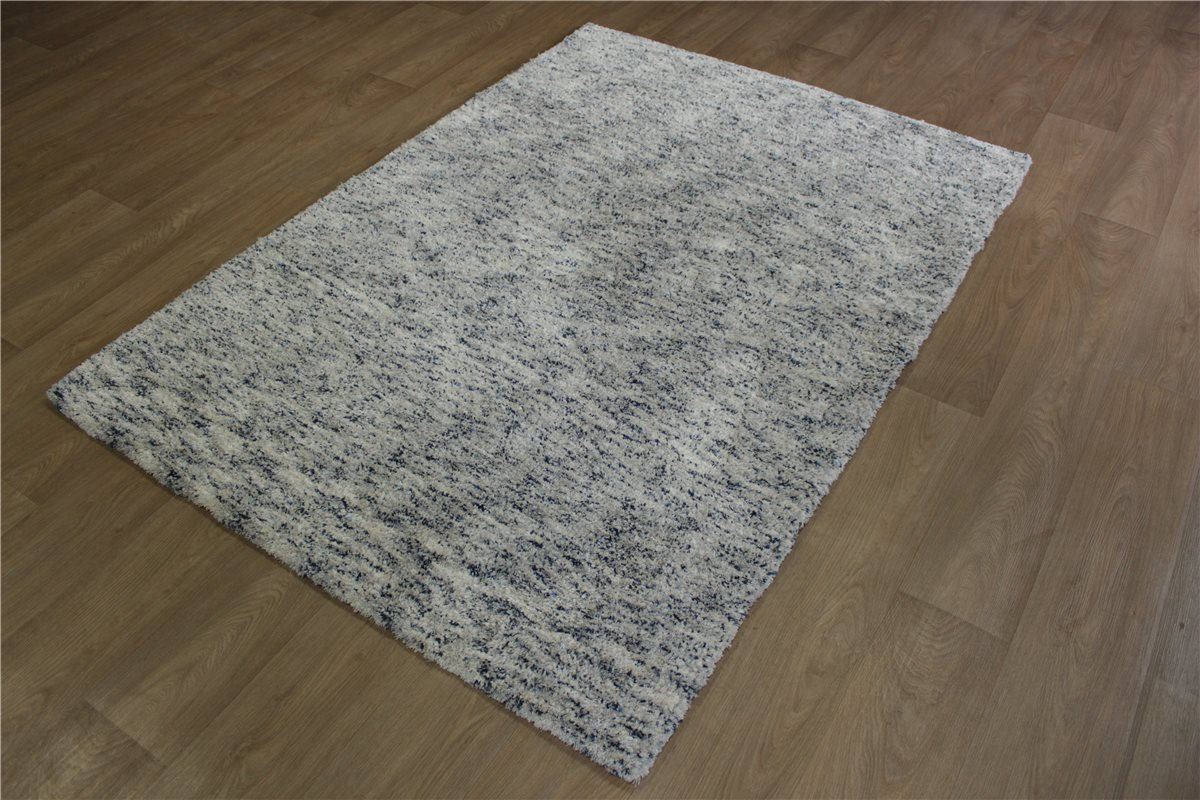 teppich soft samtweich hochflor 140x200 cm beige grau blau meliert ebay. Black Bedroom Furniture Sets. Home Design Ideas