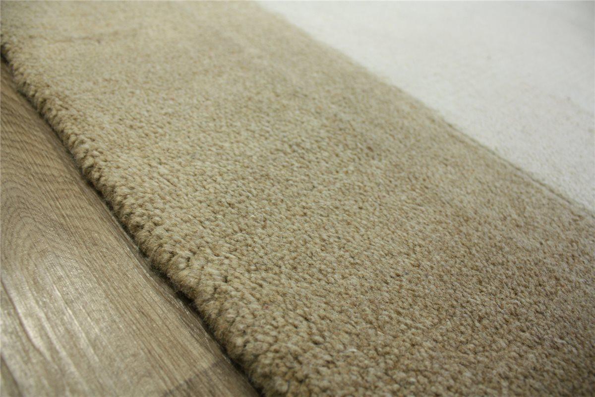 teppich nepal handgekn pft 250x350 cm 100 wolle beige. Black Bedroom Furniture Sets. Home Design Ideas