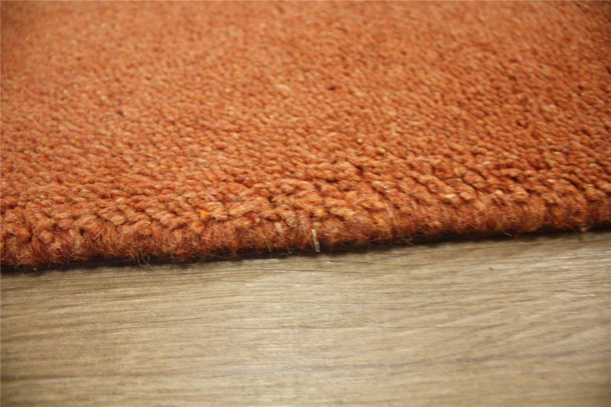 Teppich Nepal Handgeknüpft 200×240 cm 100% Wolle terra  eBay