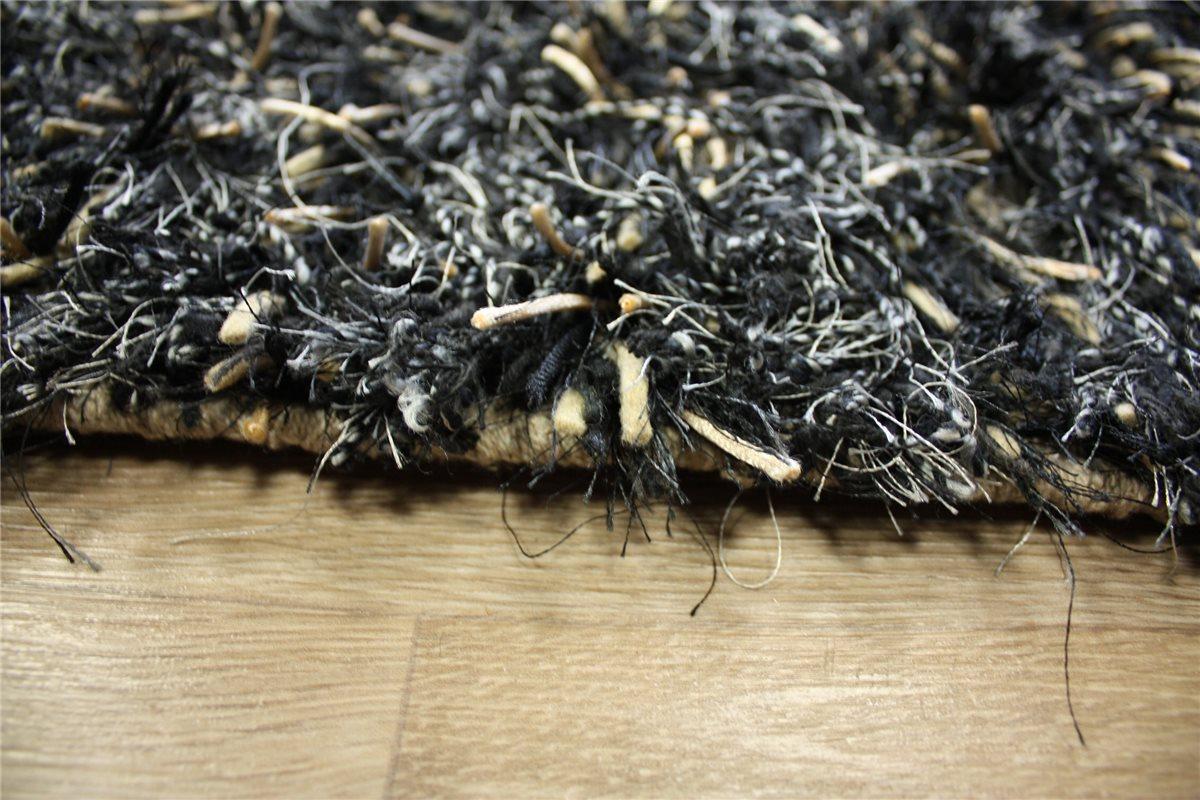 ~ Teppich Shaggy Hochflor ~ 165x235cm ~ Langflor ~ Carpet