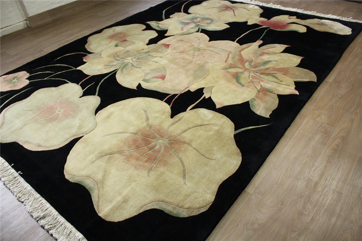 Aut ntico alfombra oriente china multa 260x350 cm for Alfombras chinas