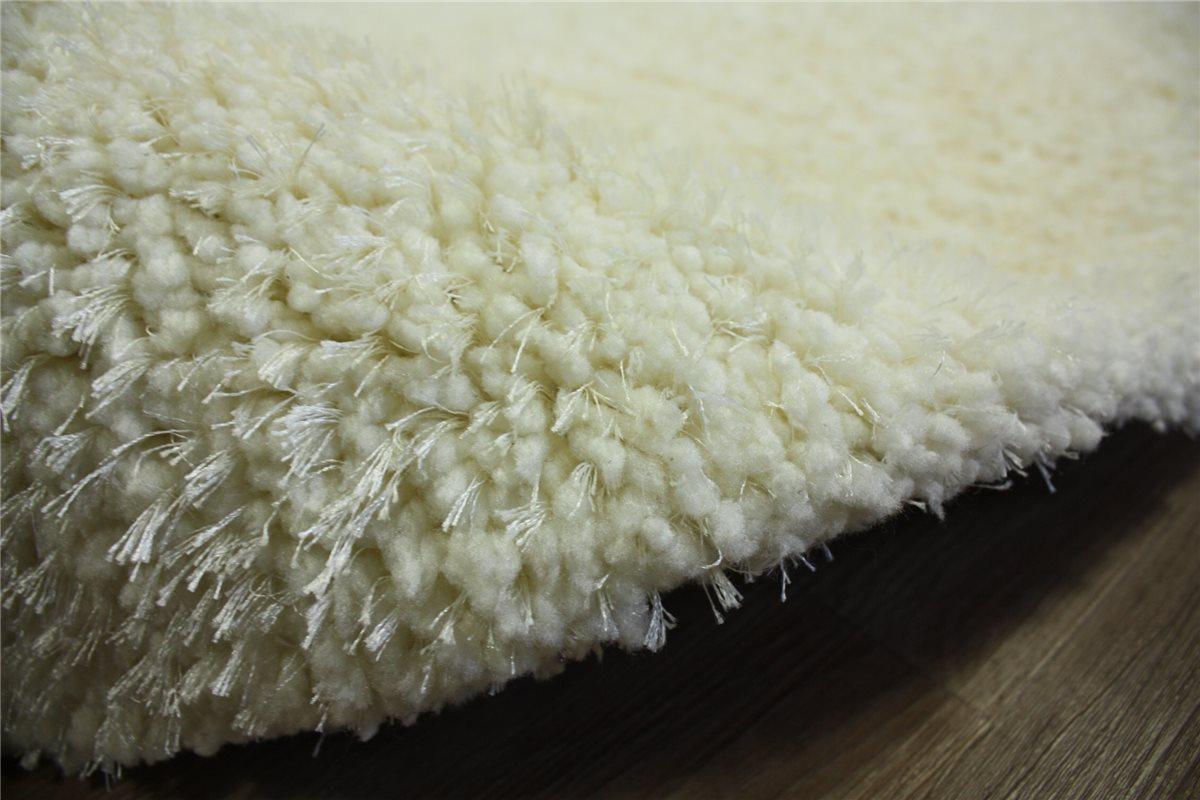~ Hochwertiger Teppich Shaggy Hochflor ~ 160×230 cm