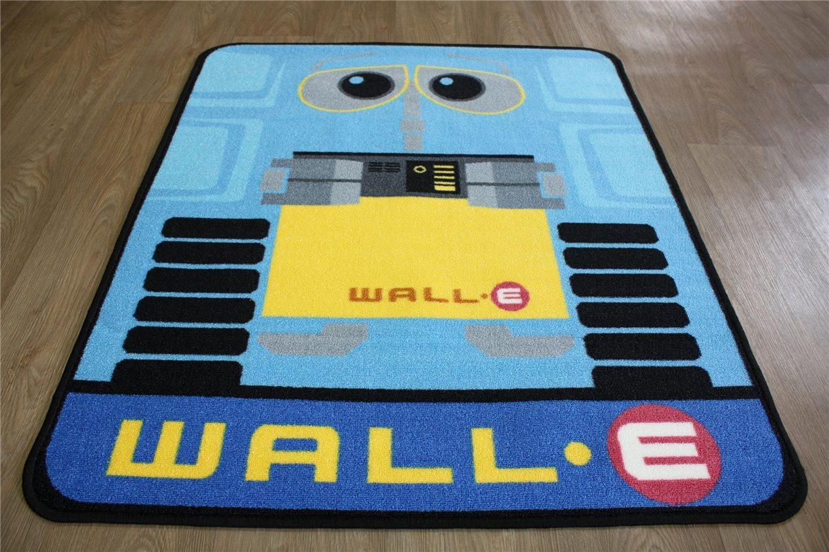 ~ Wal l E Disney Pixar Kinder Spiel Teppich ~ 100×120 cm
