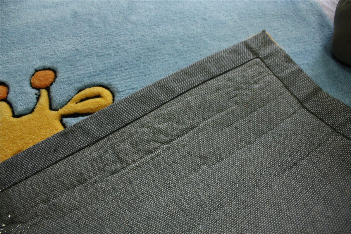 Kinder Teppich Nici ~ 100×160 cm ~ 100% Acryl Spielteppich