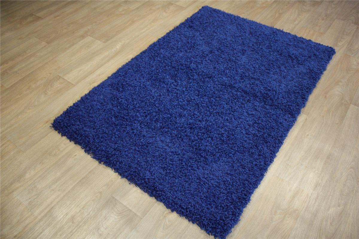 Tappeto Shaggy Relax pelo lungo Lalee ~ 200x290 cm ~ blu