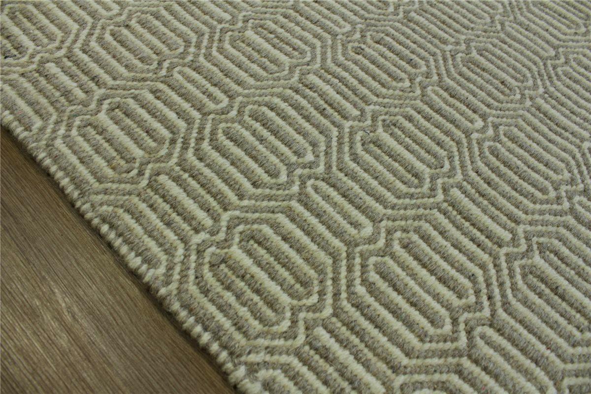 teppich kelim kilim durry 160x230 cm 100 wolle handgewebt beige braun ebay. Black Bedroom Furniture Sets. Home Design Ideas