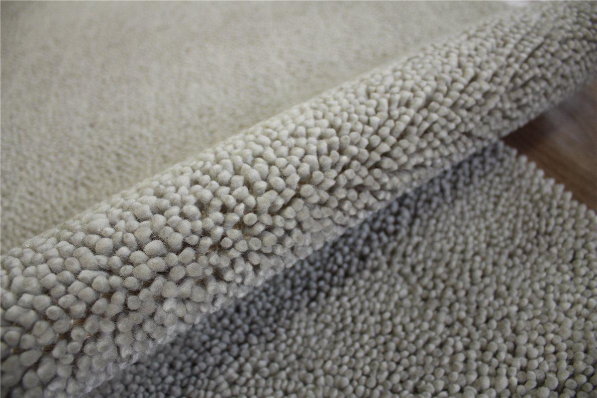Teppich Brink&Campman 200×300 cm 80% Wolle 20% Acryl Grau