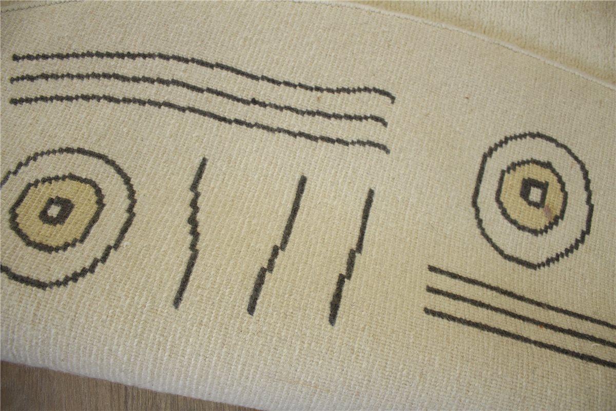 Teppich Original Nepal fein Rund 290×290 cm 100 % Wolle
