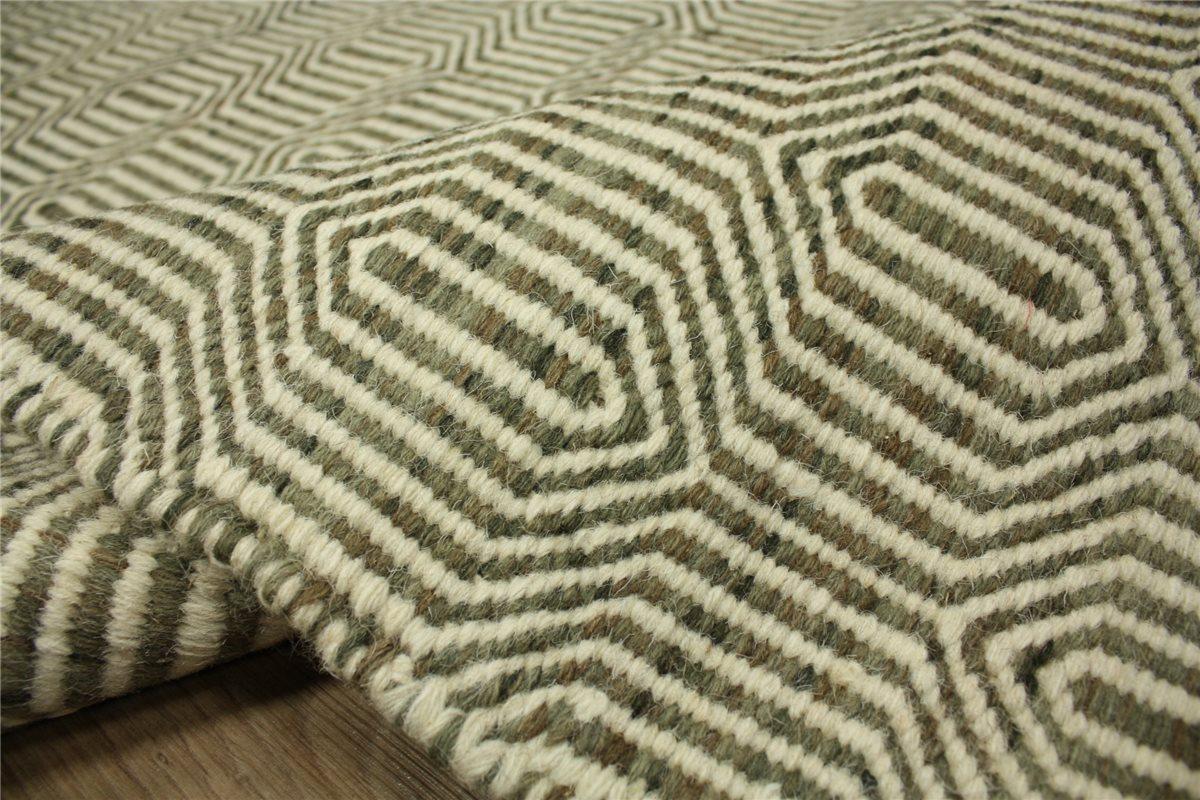 Teppich Kelim Durry 160×230 cm 100 % Wolle Handgewebt