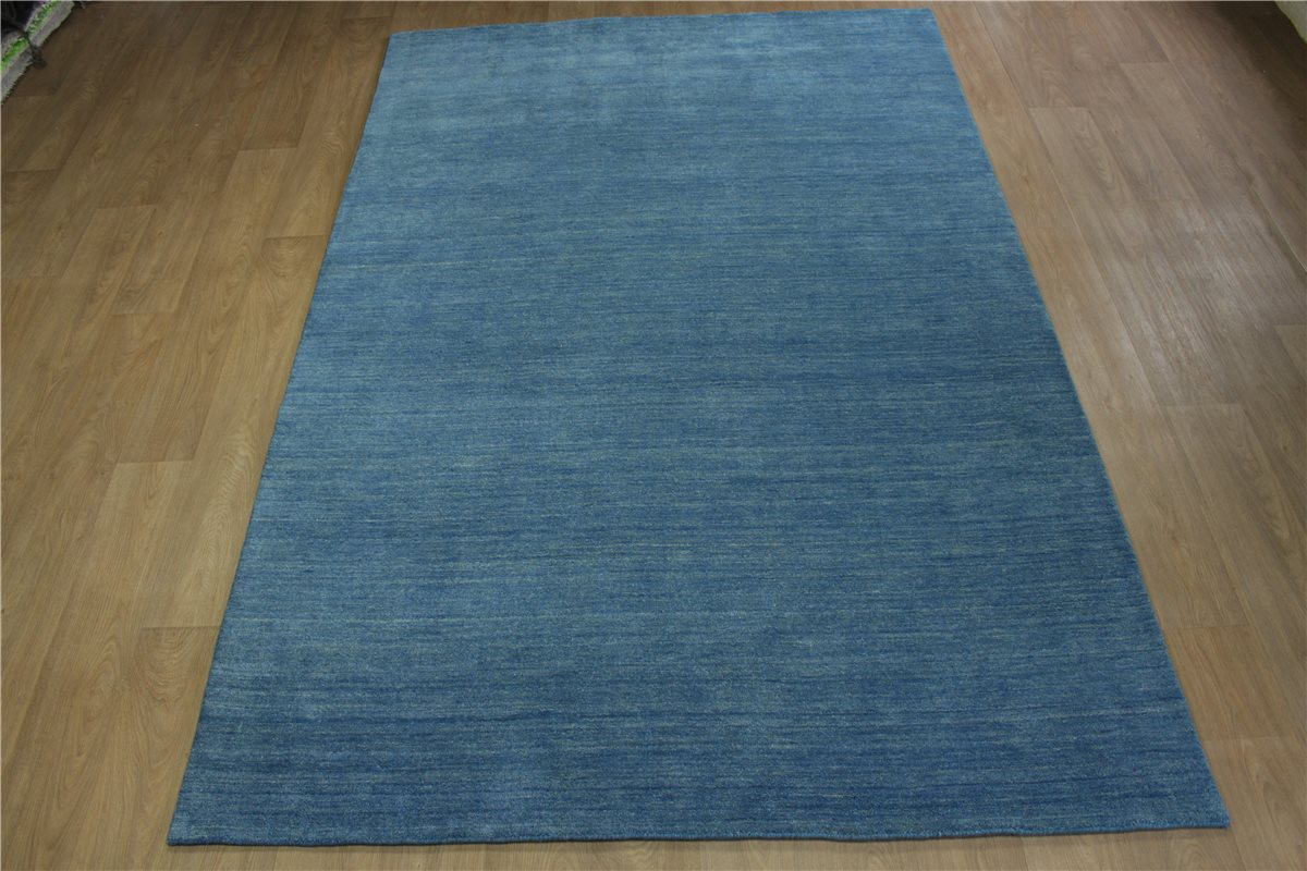 hochwertiger Teppich Gabbeh fein 170×240 cm 100% Wolle