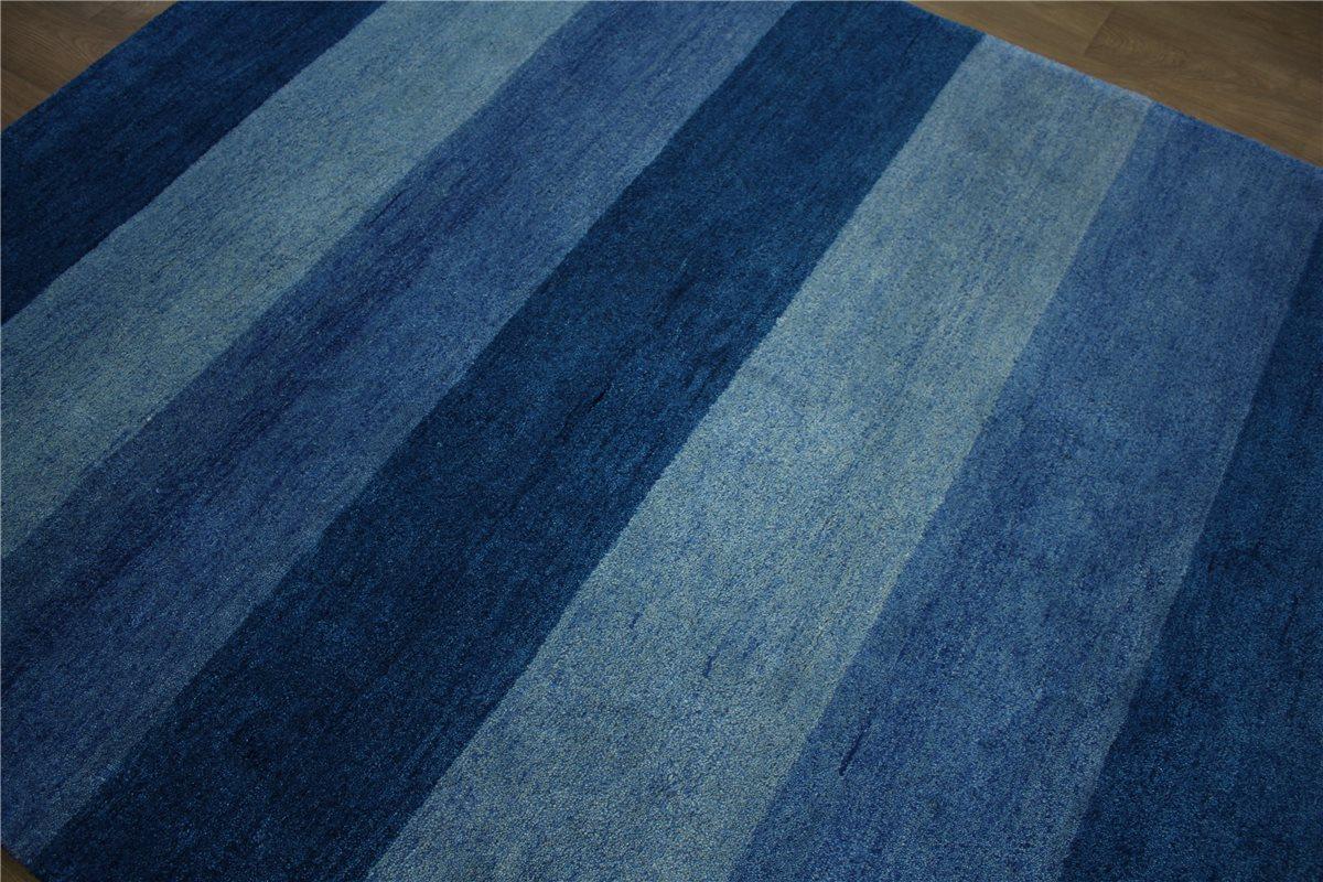 teppich gabbeh mocol twist handgekn pft 250x250 cm 100. Black Bedroom Furniture Sets. Home Design Ideas