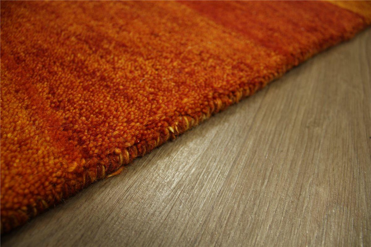 teppich gabbeh br cke twist handgekn pft 70x140 cm 100. Black Bedroom Furniture Sets. Home Design Ideas