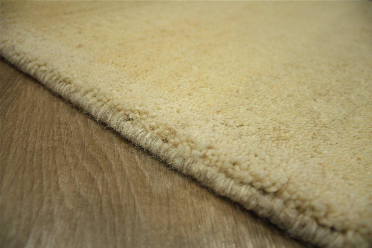 Teppich Gabbeh Brücke Twist Handgeknüpft 70×140 cm 100%