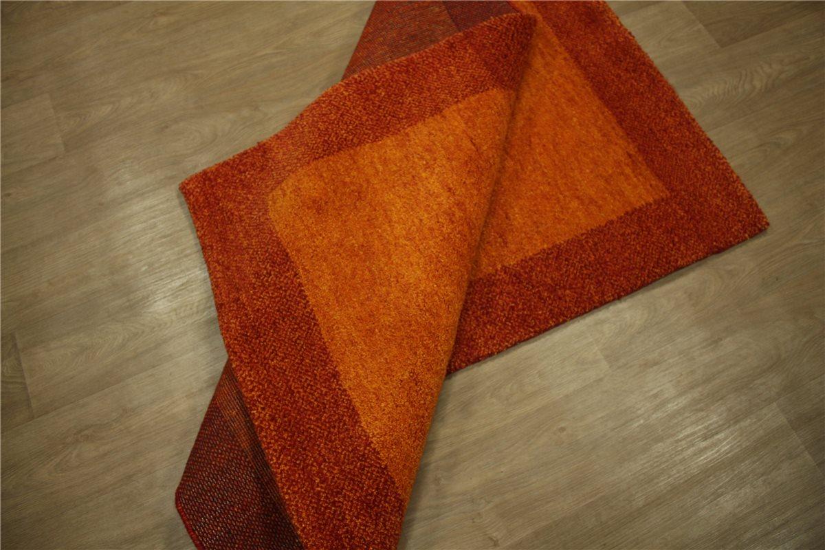 Teppich Gabbeh Twist Handgeknüpft 120×180 cm 100% Wolle