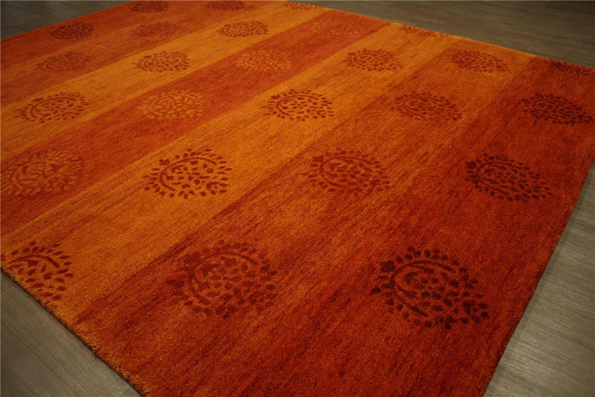 teppich gabbeh exellent handgekn pft 170x240 cm 100 wolle. Black Bedroom Furniture Sets. Home Design Ideas
