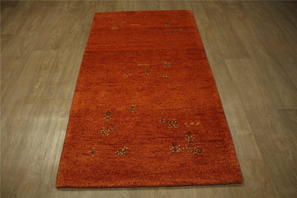teppich gabbeh mocol br cke handgekn pft 90x160 cm 100. Black Bedroom Furniture Sets. Home Design Ideas