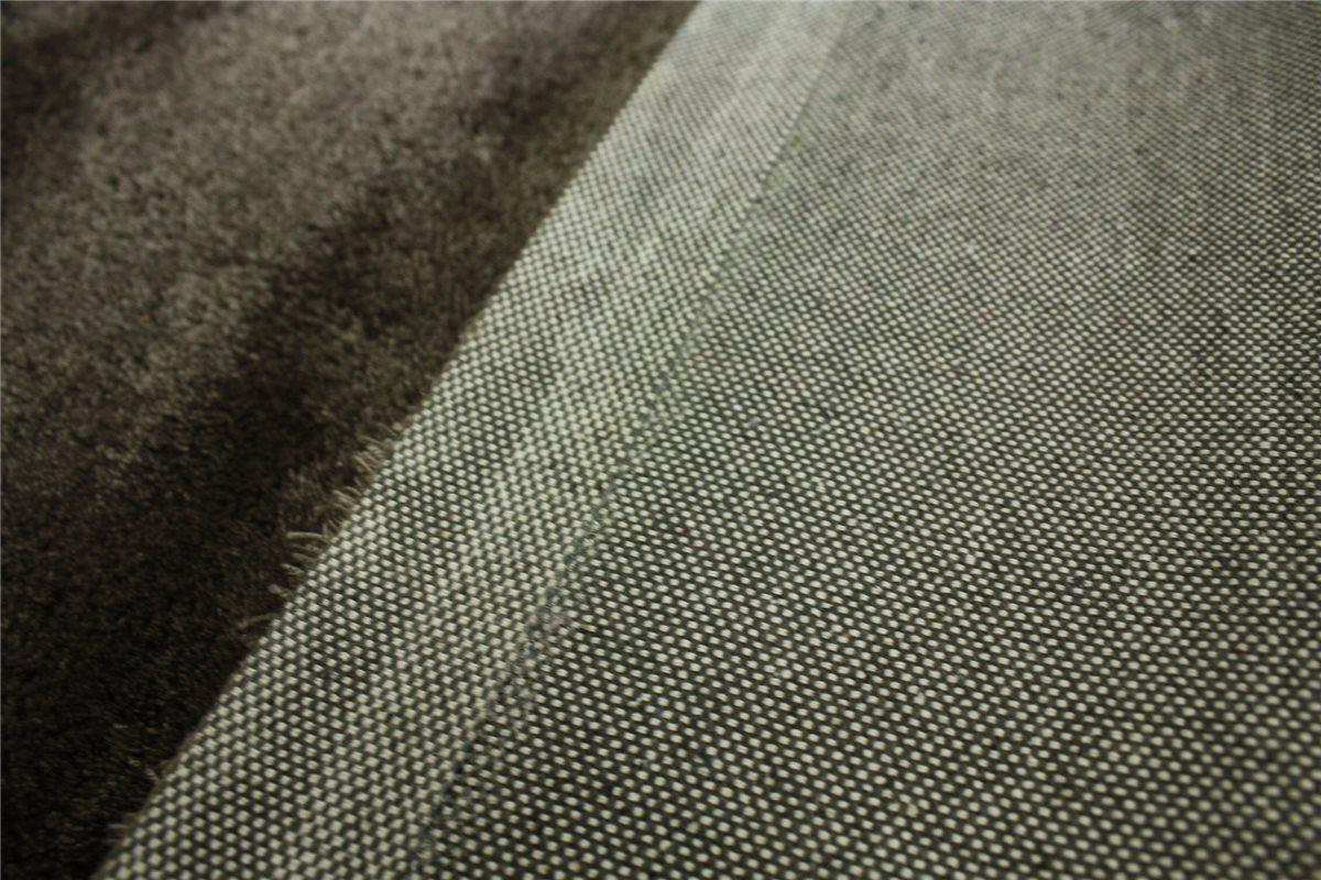 hochwertiger designer teppich br cke samtweich hochflor. Black Bedroom Furniture Sets. Home Design Ideas