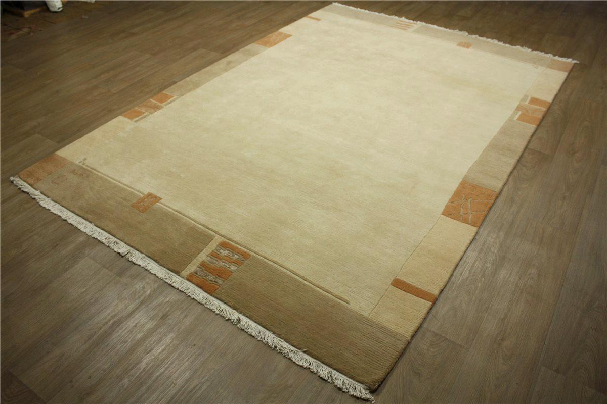 hochwertiger teppich nepal 200x293 cm 100 wolle. Black Bedroom Furniture Sets. Home Design Ideas