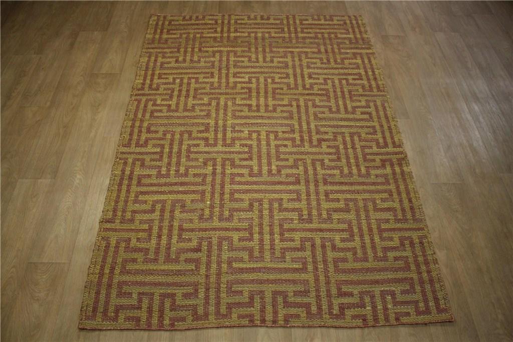 rug carpet teppich flachgewebe 160x230 cm 100 jute. Black Bedroom Furniture Sets. Home Design Ideas