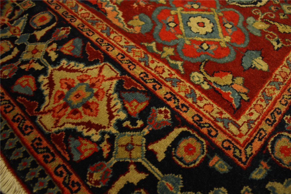 kaukasische teppich azerbaijan 205x139 cm 100 wolle handgekn pft rot ebay. Black Bedroom Furniture Sets. Home Design Ideas