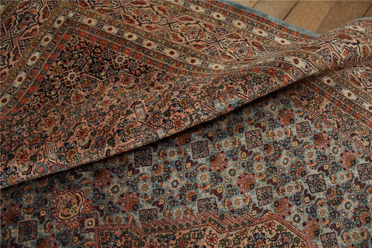 orient teppich fein rug 250x350 cm 100 wolle handgekn pft grau neuwertig ebay. Black Bedroom Furniture Sets. Home Design Ideas