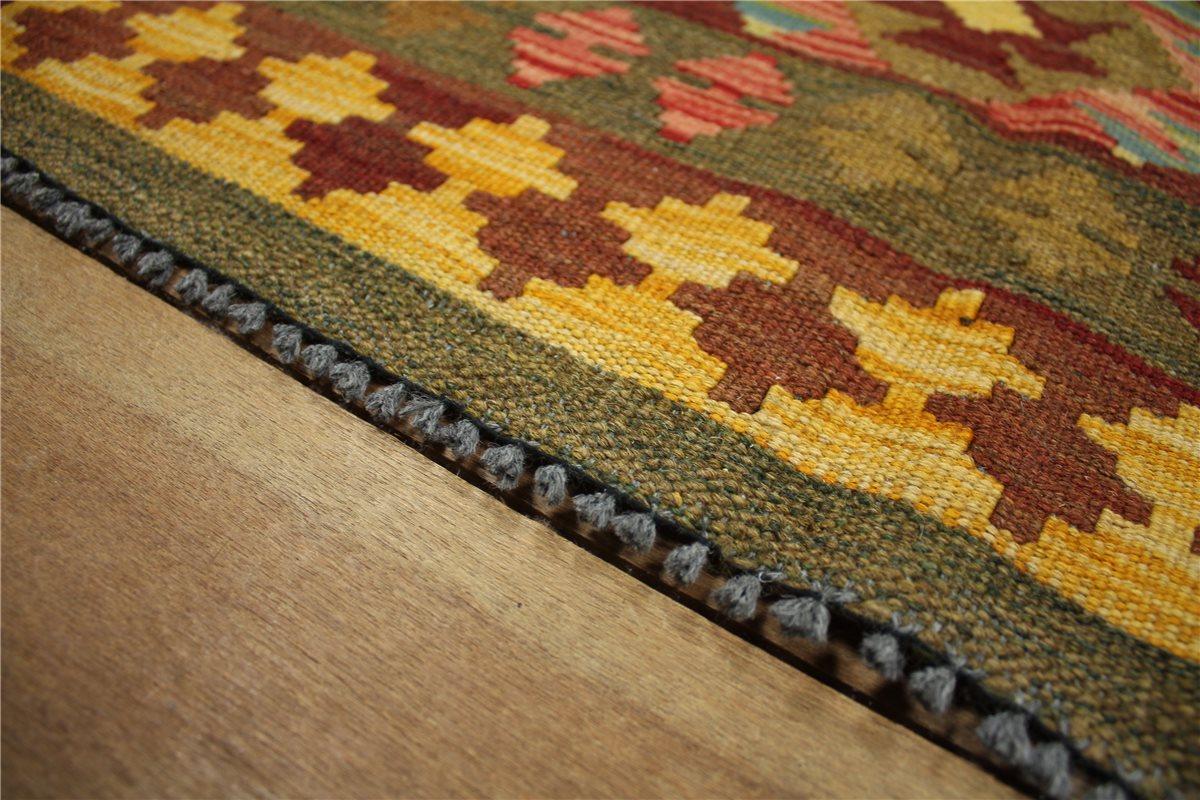 teppich kelim ghazni afghan kilim old style 255x145 cm 100 wolle handgewebt ebay. Black Bedroom Furniture Sets. Home Design Ideas