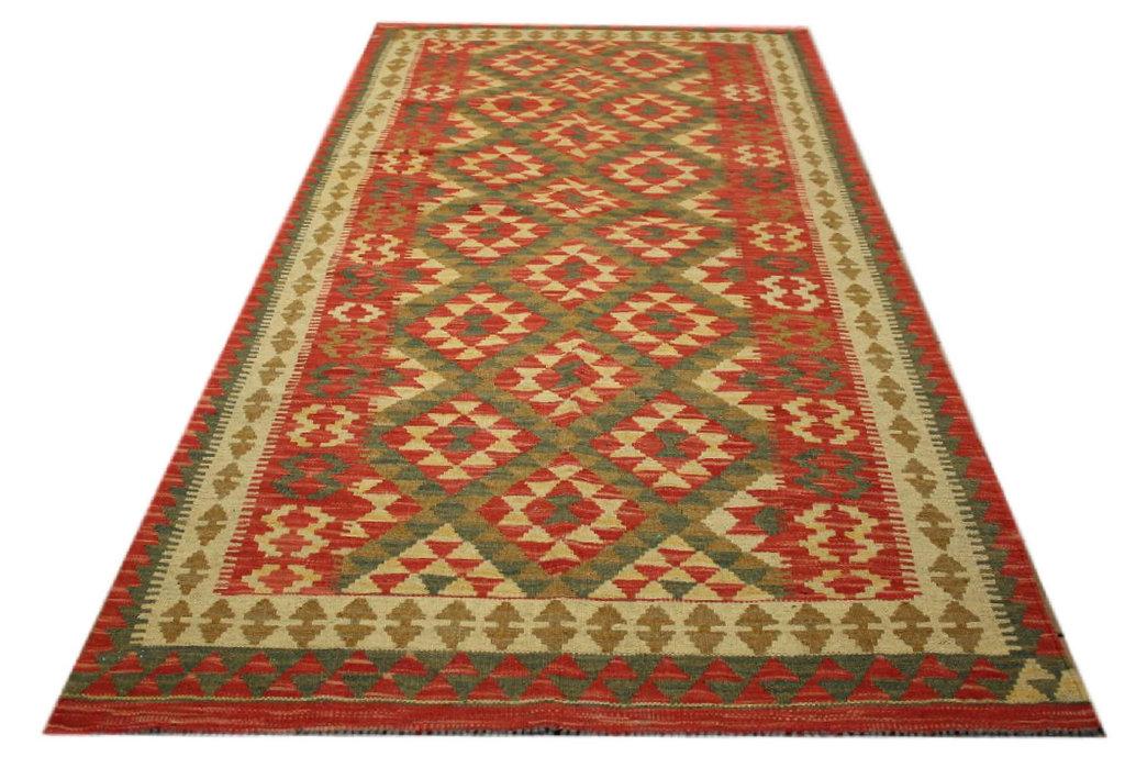 teppich nomaden kelim afghan kilim old style 103x213 cm. Black Bedroom Furniture Sets. Home Design Ideas