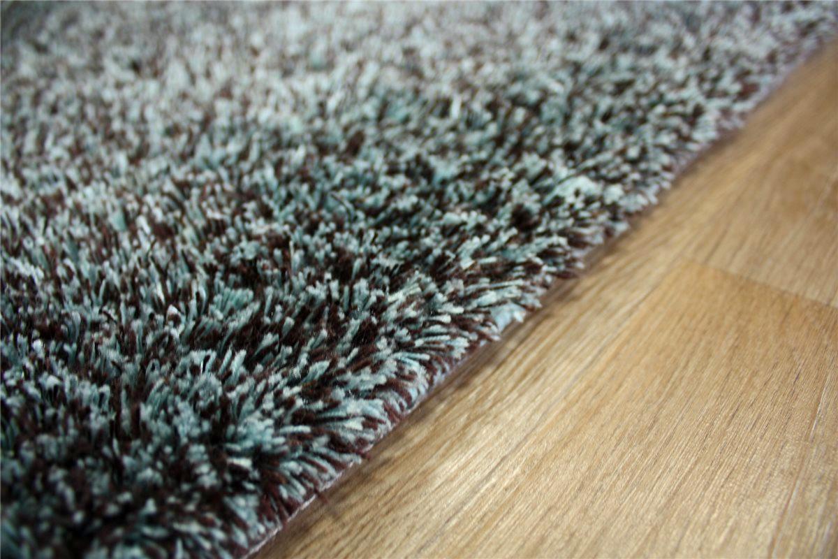 designer Teppich Shaggy hochflor langflor ~ 140×200 cm