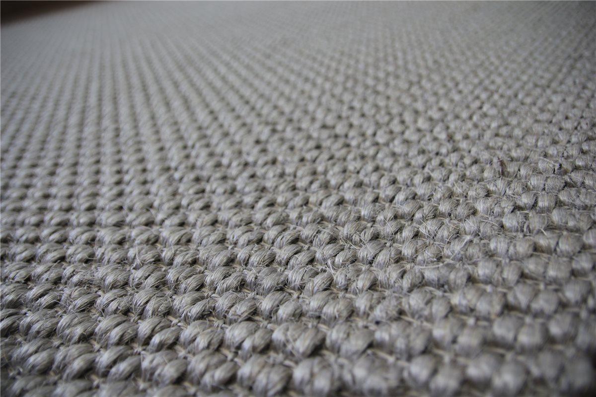 ~ hochwertiger Teppich dicke echte Sisal ~ 200×300 cm
