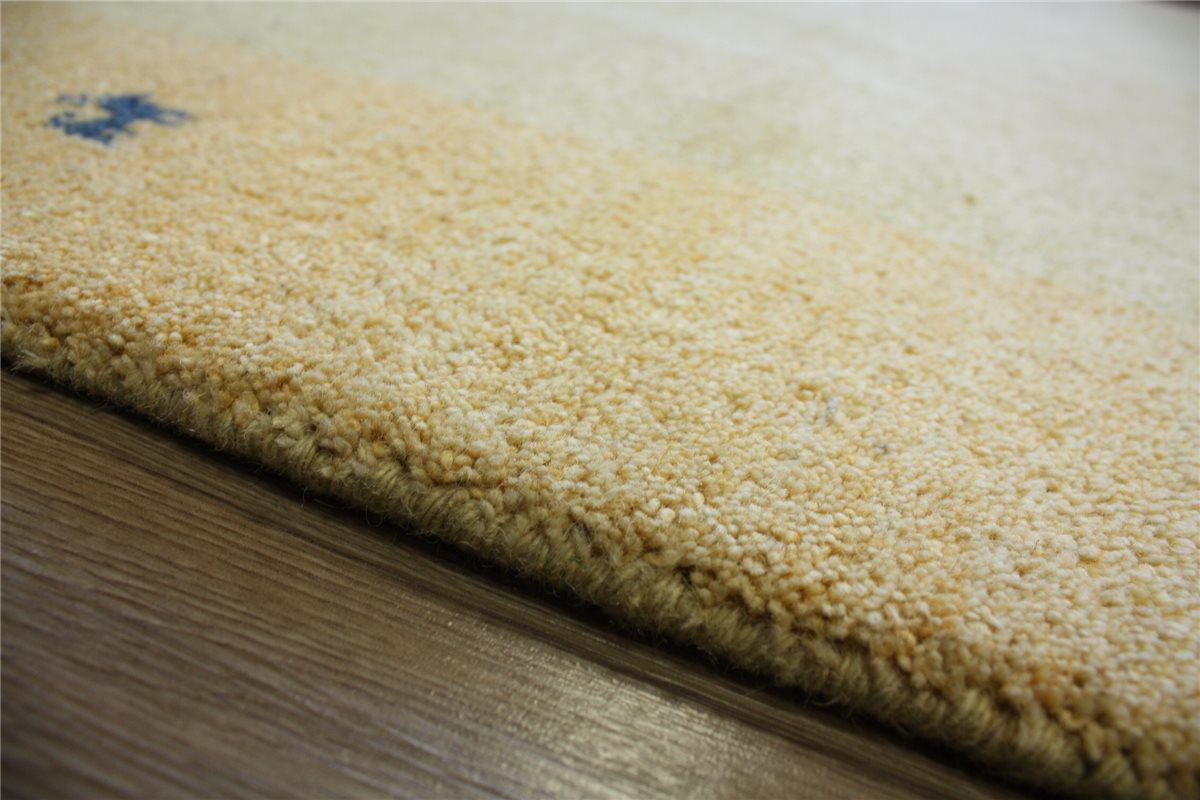 hochwertiger teppich gabbeh twist 200x300 cm 100 wolle 5 kg m. Black Bedroom Furniture Sets. Home Design Ideas