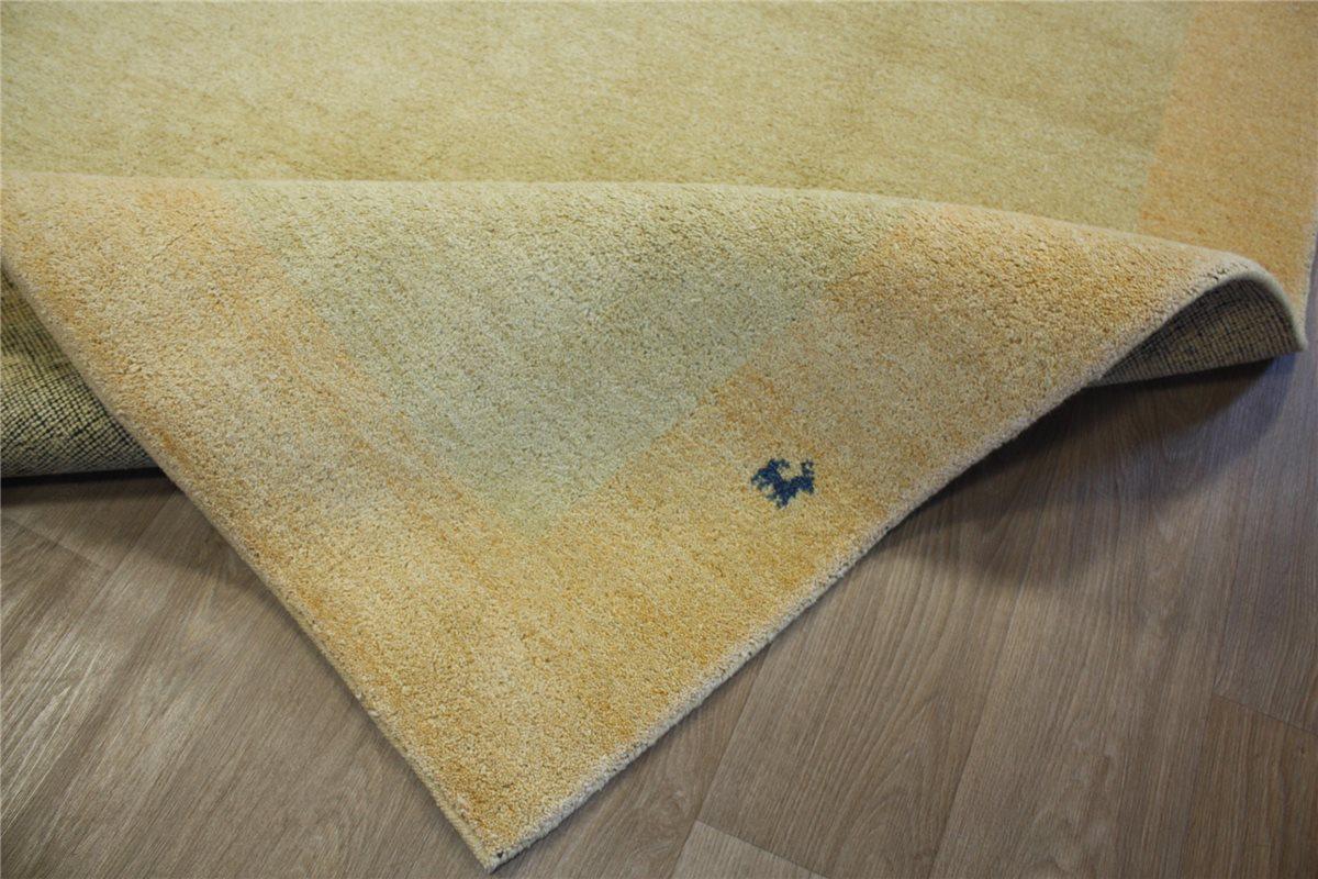 hochwertiger Teppich Gabbeh Twist ~ 200×300 cm ~ 100%