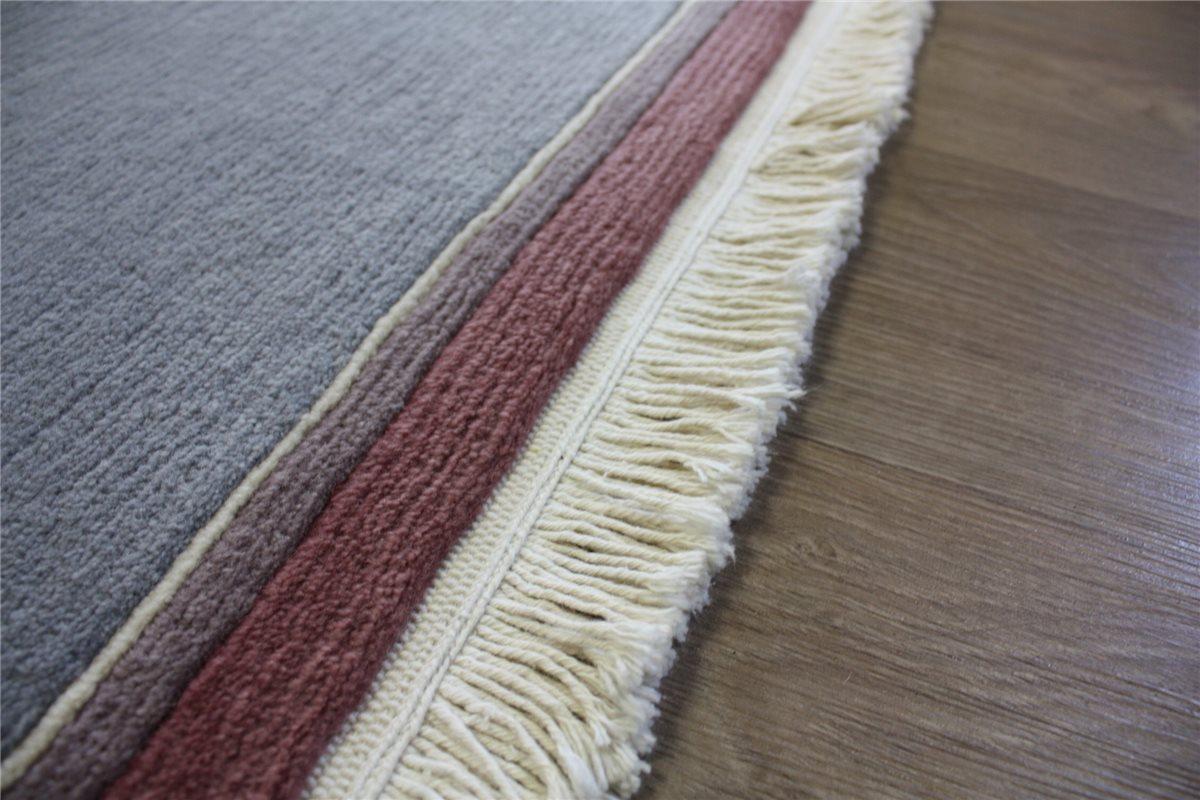 ~ Teppich Original Nepal Tibet ~ 120×180 cm ~ 100 % Wolle