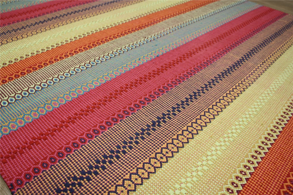 ~ Hochwertiger Teppich Kelim York ~ 160×230 cm 100%