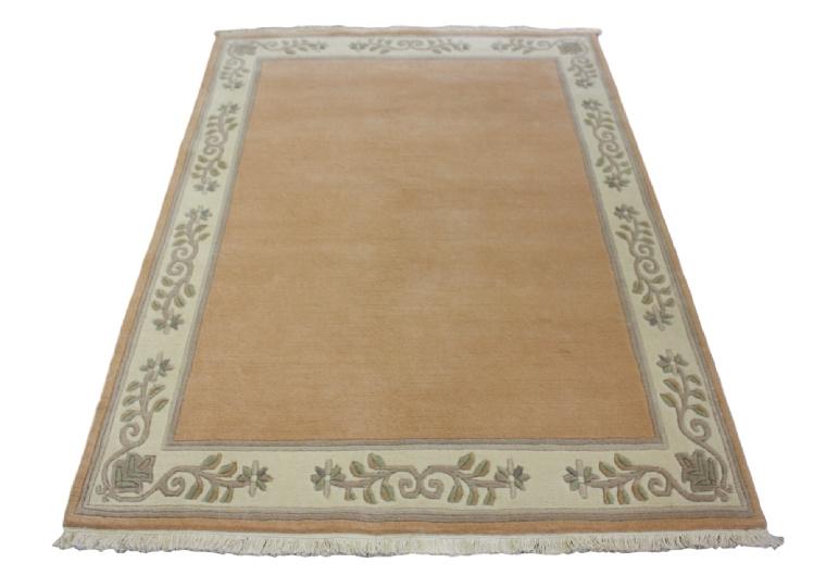 Teppich Original Nepal Tibet fein 300×400 cm 100 % Wolle