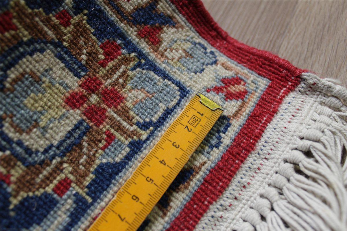 Aut ntico alfombra oriente china multa 95x155 cm anudada a for Alfombras chinas