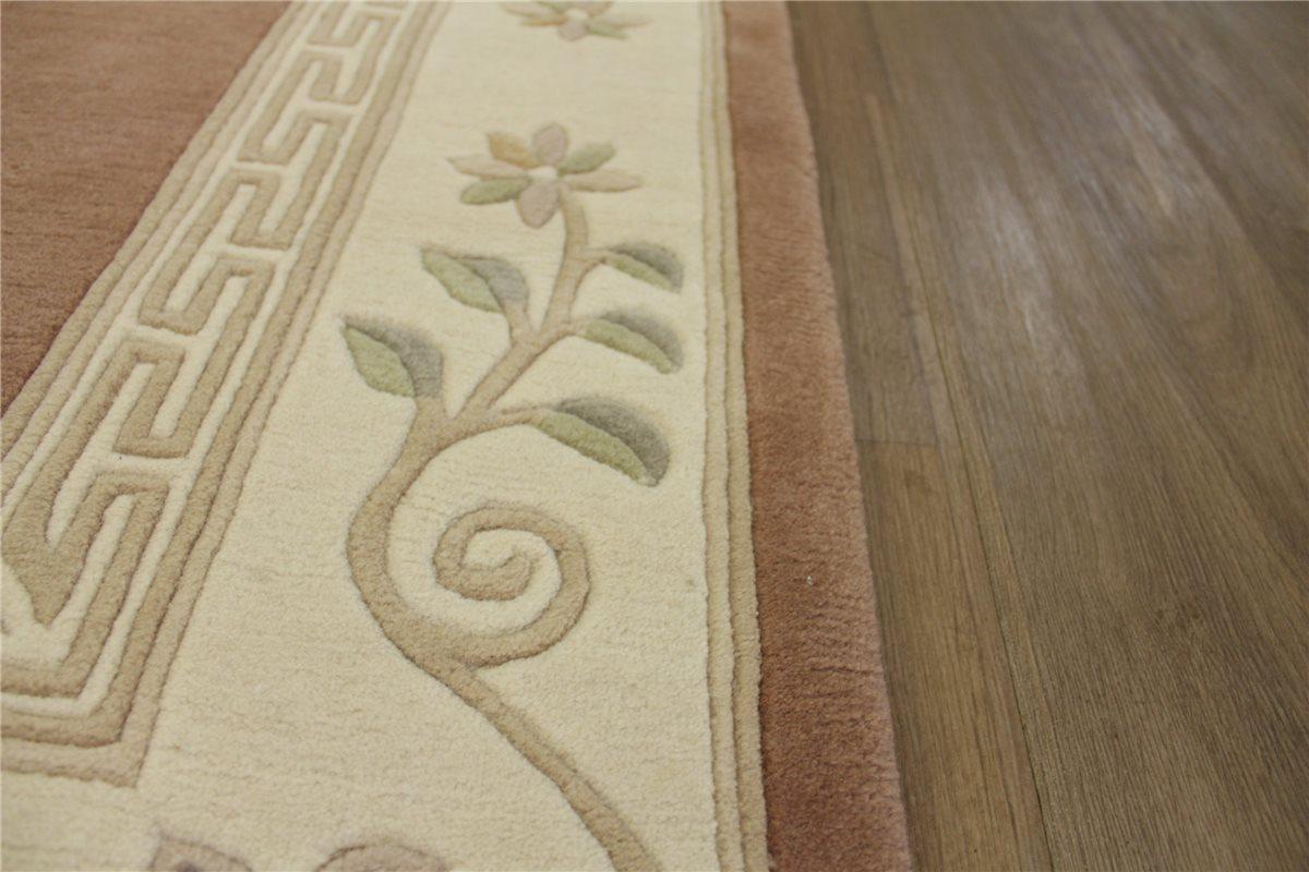 Teppich Original Nepal Tibet fein 250×300 cm 100 % Wolle