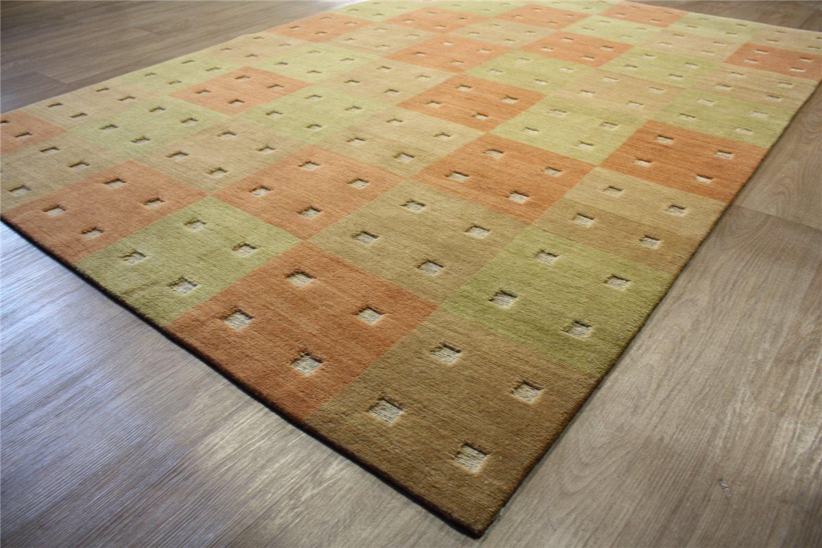 ~ Teppich Original Nepal Tibet fein ~ 170x240 cm ~ 100 % ...