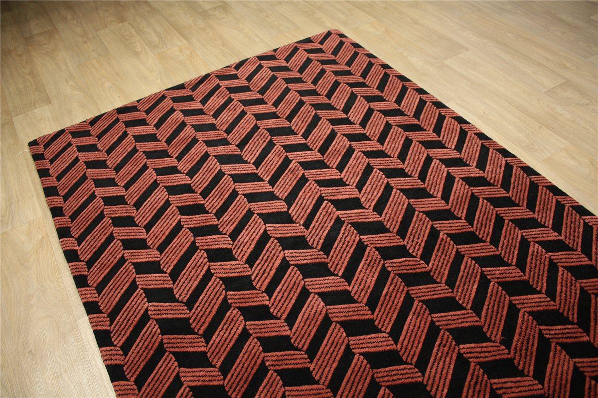 Teppich Original Nepal Tibet fein ~ 170×240 cm ~ 100%