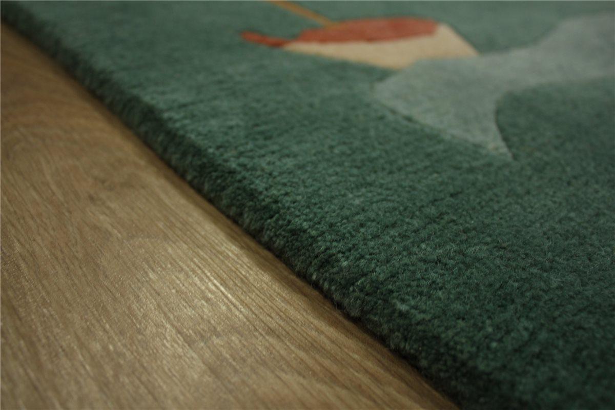 Teppich Sylter Impressionen Original Nepal fein 120×180 cm