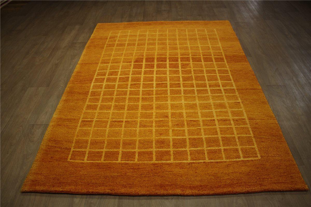 Teppich Gabbeh Excellent Twist Handgeknüpft 170×240 cm 100