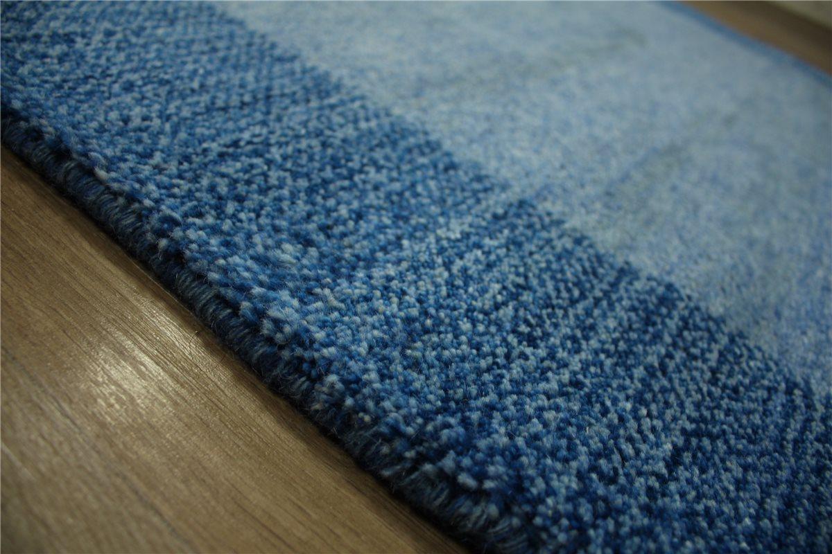 Teppich Gabbeh Mocol Twist Handgeknüpft 120×180 cm 100%
