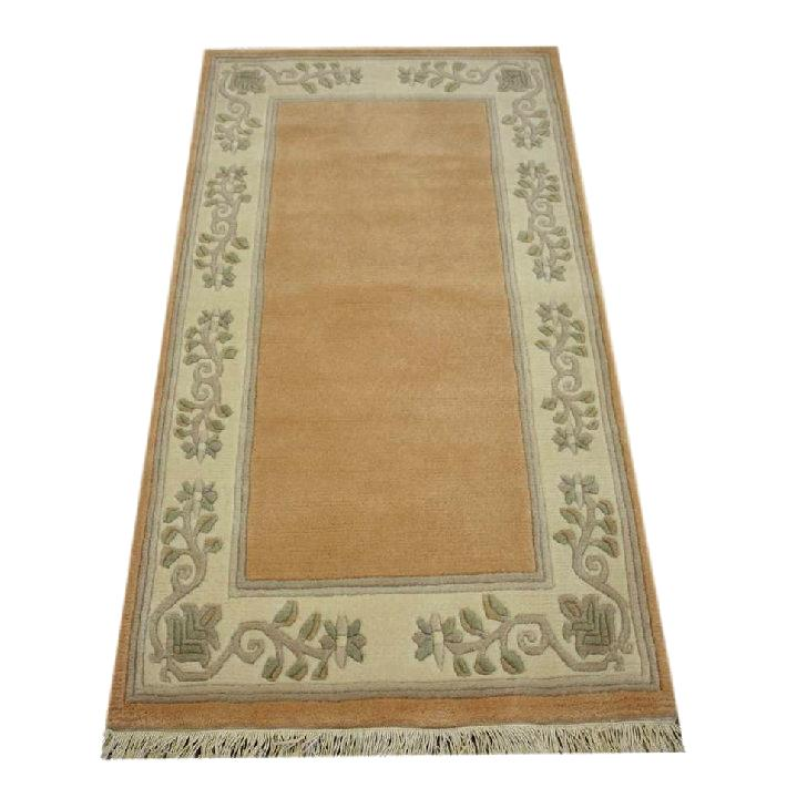 teppich original nepal tibet fein 70x140 cm 100 wolle. Black Bedroom Furniture Sets. Home Design Ideas