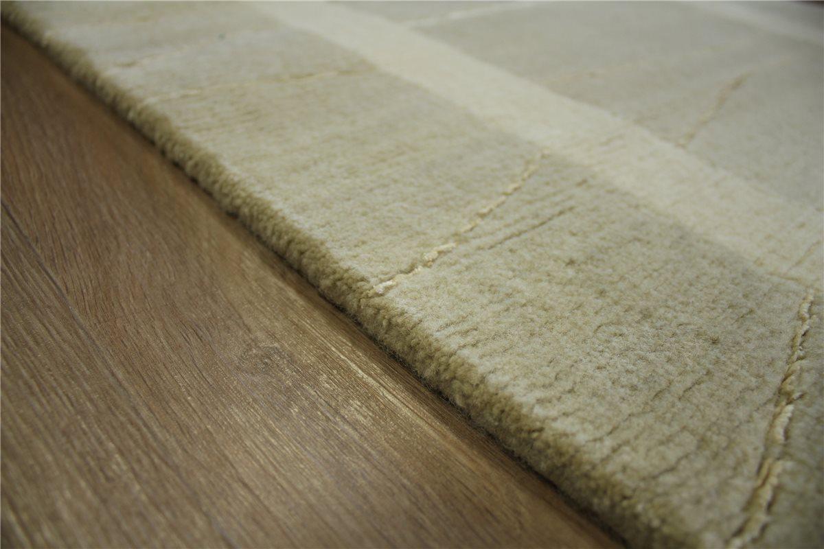 teppich original nepal br cke fein 70x140 cm 100 wolle. Black Bedroom Furniture Sets. Home Design Ideas